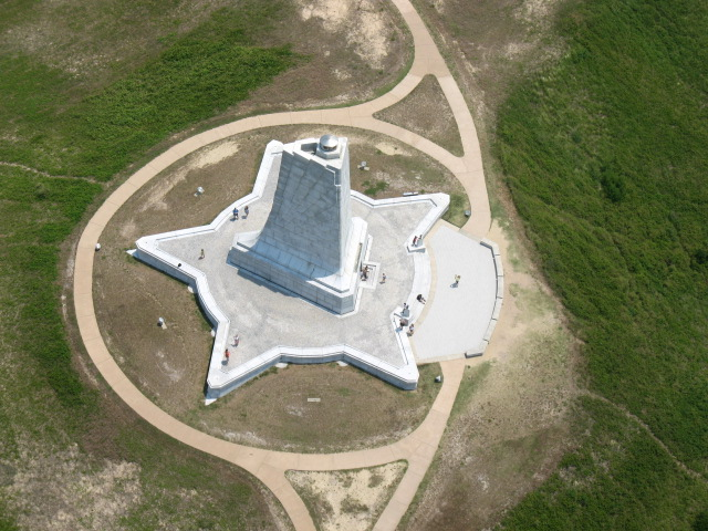 Wright Brother's Monument