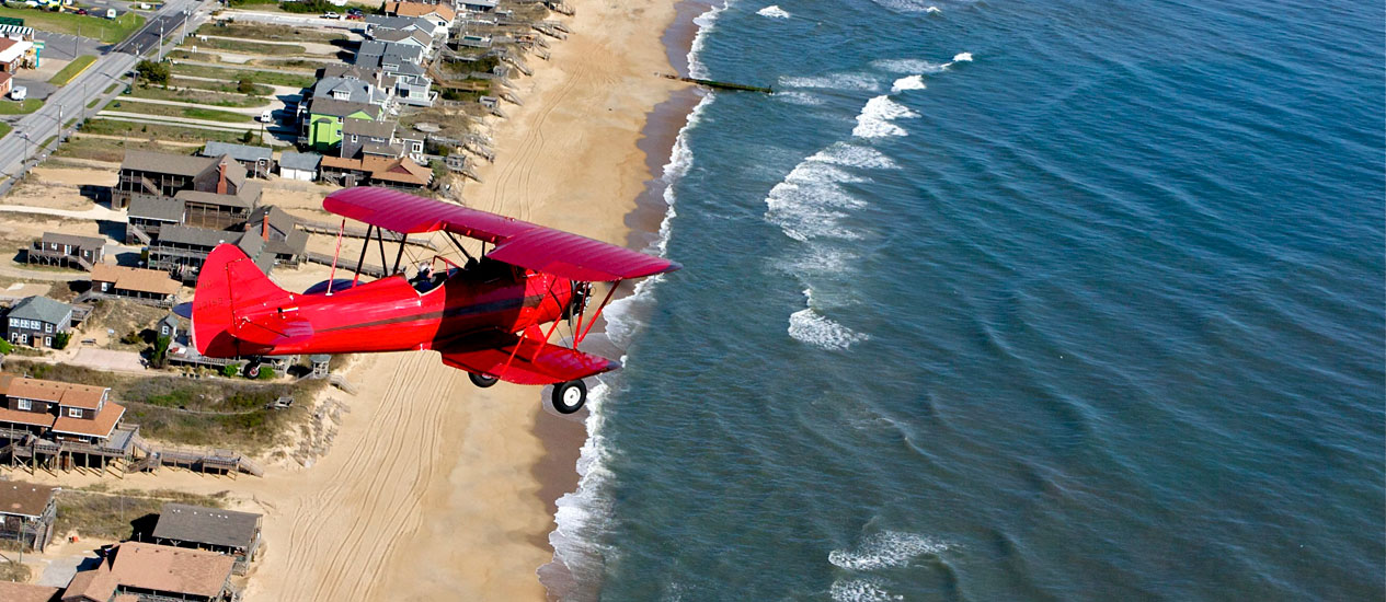 OBX Airplane Rides