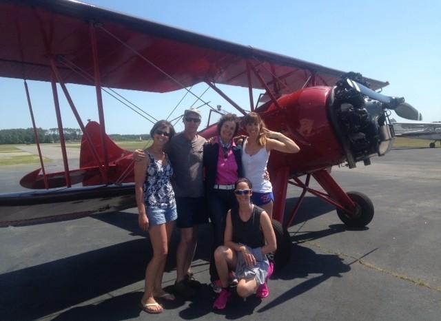 Biplane customer1